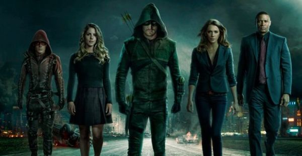 Arrow Best of 2014 TV Series Best Series Runner Up 1