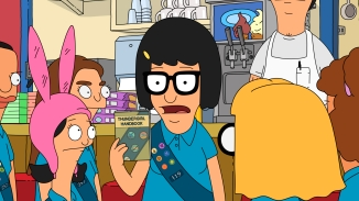 Bobs Burgers Best of 2014 TV Series Animated Winner 3