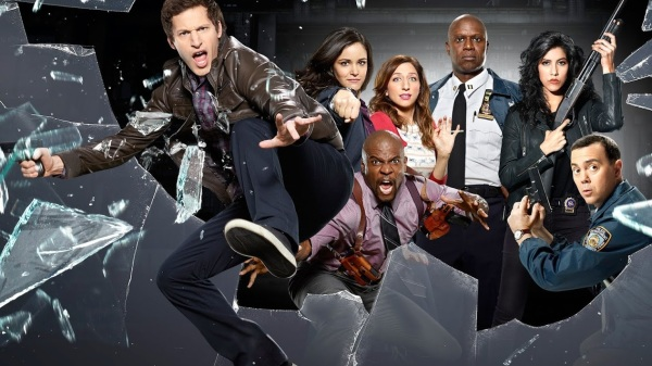 Brooklyn Nine-Nine Best of 2014 TV Series Sitcom Runner Up 2
