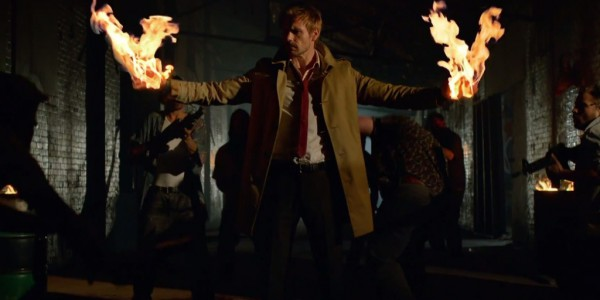 Constantine Best of 2014 TV Series New Series Runner Up