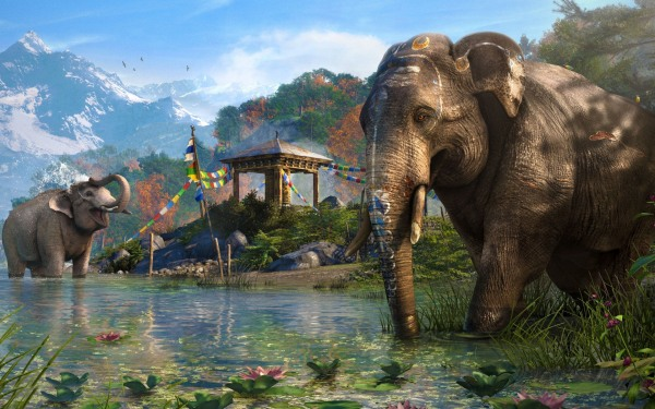 Far Cry 4 Best of 2014 Video Games Runner Up
