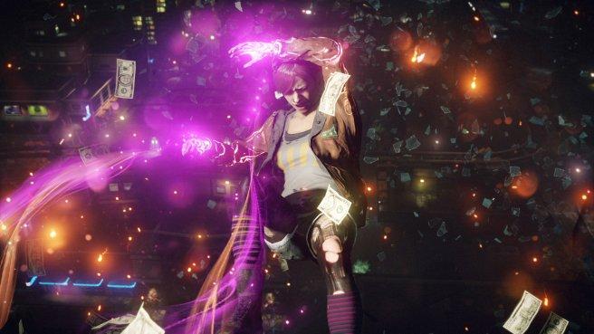 inFamous First Light Best of 2014 Video Game DLC Winner 1
