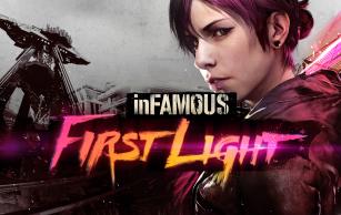 inFamous First Light Best of 2014 Video Games DLC Winner 2