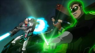 justice league war 5 straight to dvd best of 2014