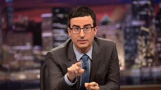 Last Week Tonight with John Oliver Best of 2014 TV Series New Series Winner 5