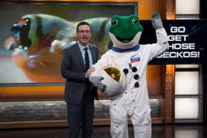 Last Week Tonigth with John Oliver Best of 2014 TV Series New Series Winner 1