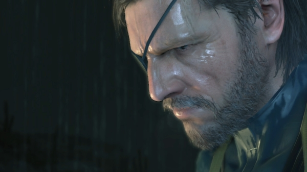 Metal Gear Solid 5 Best of 2014 Video Games Runner Up