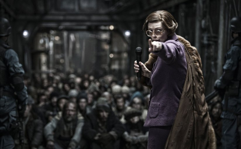 Surviving a Science Fictional Year: Snowpiercer