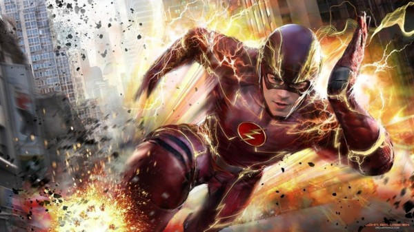 The Flash Best of 2014 TV Series New Series Runner Up 1