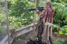 "AMC ""The Walking Dead"" Season 5, Episode 1 ""No Sanctuary"""