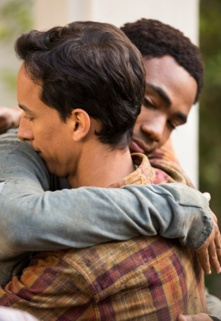 Troy and Abed Best of 2014 TV Series Character Winner 2