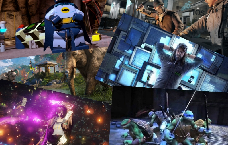 Best of 2014: Video Games