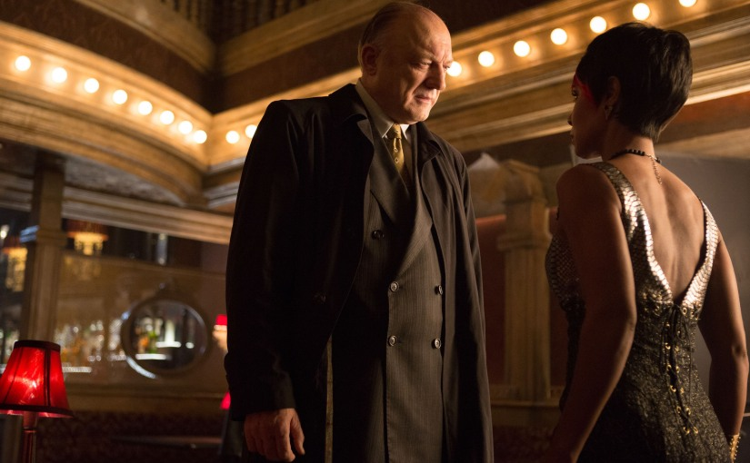 """Gotham Review – """"What the Little Bird Told Him""""S1E12"""