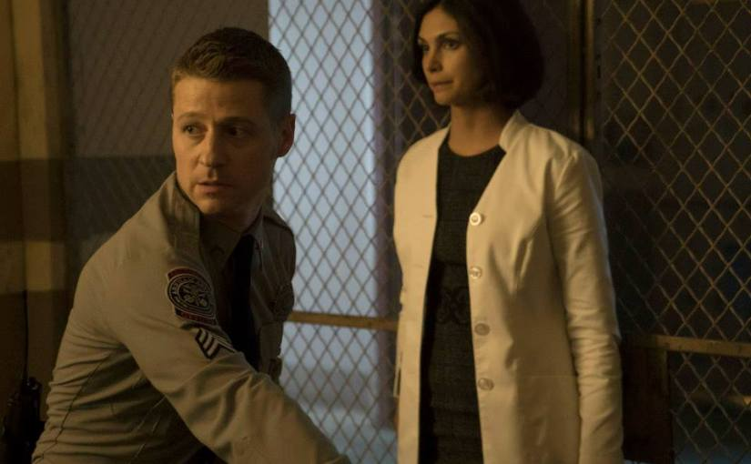 """Gotham Review – """"Rogues' Gallery""""S1E11"""
