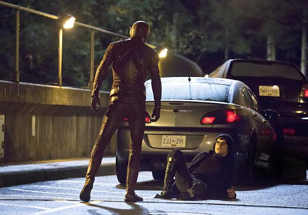 "The Flash Review – ""The Sound and the Fury"" S1E11"