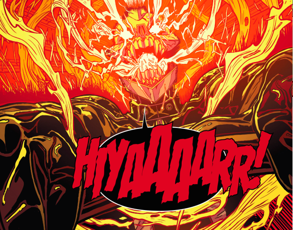 All New Ghost Rider #11