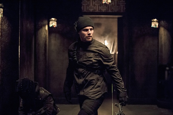 "Arrow - ""Nanda Parbat"""