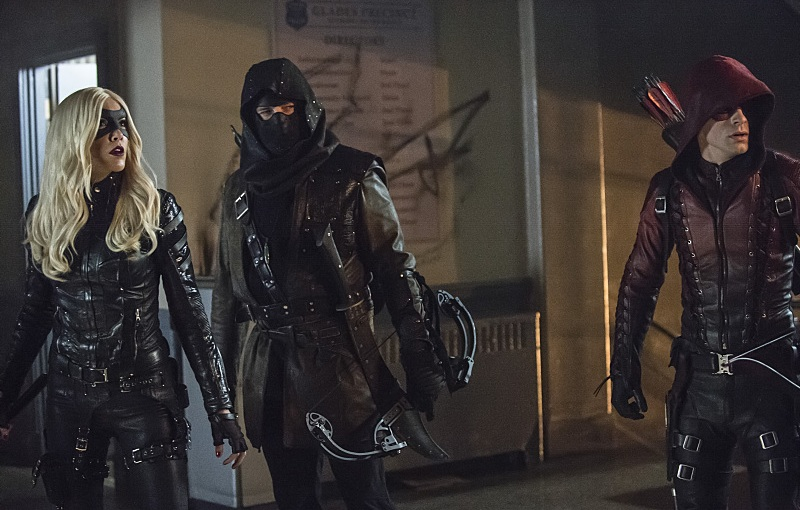 "Arrow Review – ""Uprising"" S3E12"