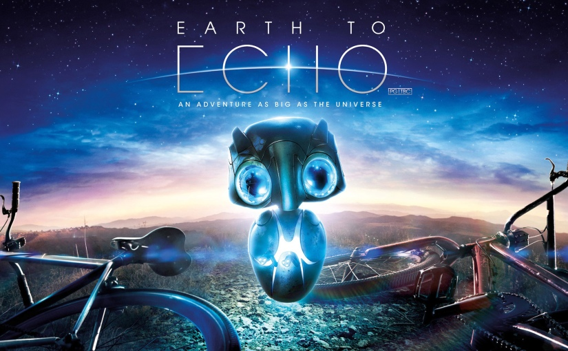 A Science Fictional Year: Earth to Echo
