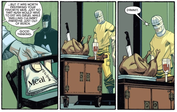 Batman Eternal 43 funny 1.28.15