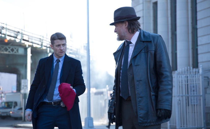 "Gotham Review – ""Red Hood""S1E17"