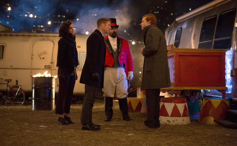 "Gotham Review – ""The Blind Fortune Teller"" S1E16"