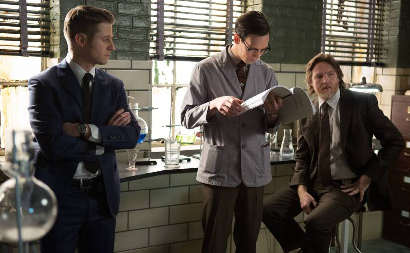 "Gotham Review – ""The Scarecrow"" S1E15"