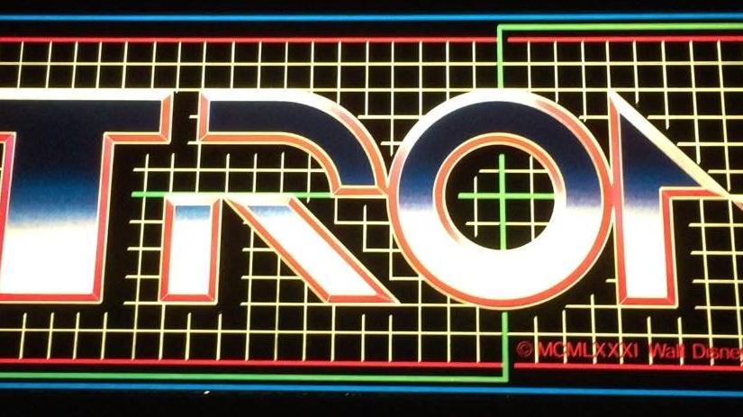 Classic Tron ArcadeGame