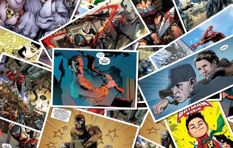 Comic Book Power Rankings – January2015