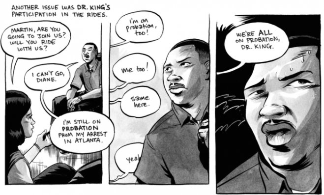 march book 2 dr king