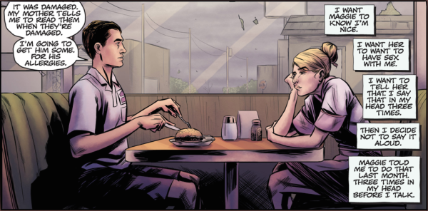 Power Couples - Maggie and Mark from Postal