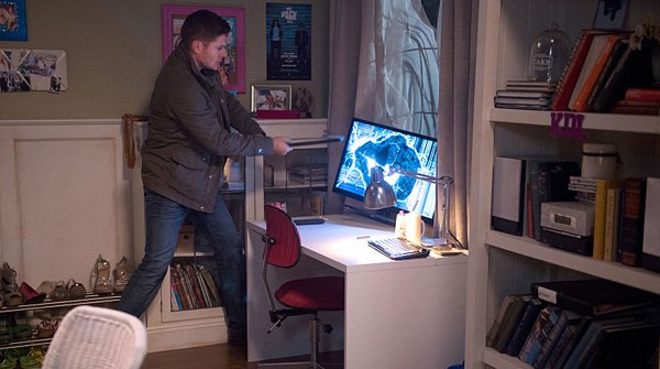 "Supernatural Review – ""Halt and Catch Fire""S10E13"