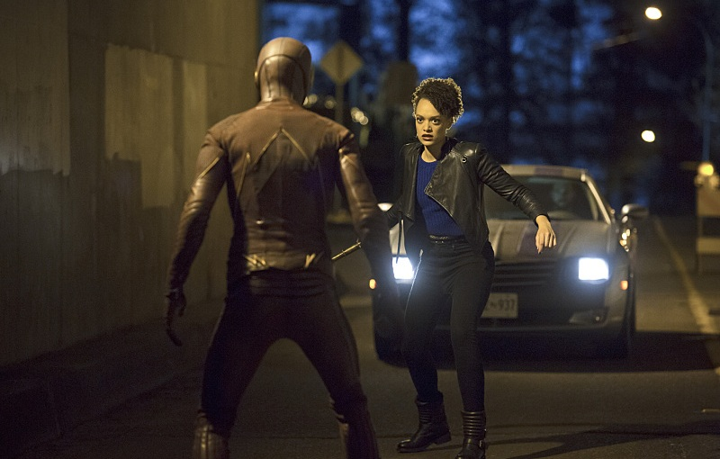 "The Flash Review – ""Crazy for You"" S1E12"