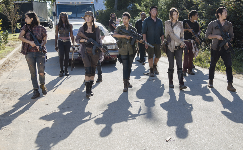 "The Walking Dead Review – ""The Distance"" S5E11"
