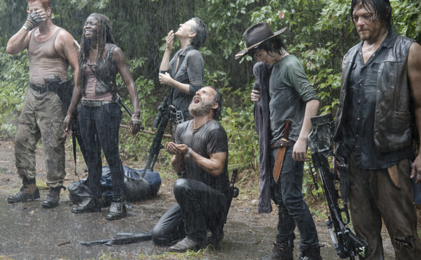 "The Walking Dead Review – ""Them"" S5E10"