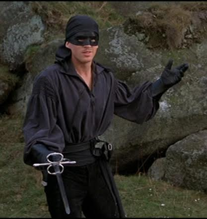 Westley in The Princess Bride