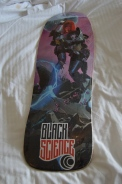 Black Science Skateboard