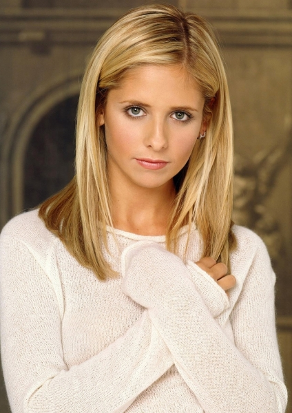 Buffy Season 4 Promo Head Shot