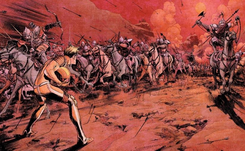 Comic Book Reviews03-18-15
