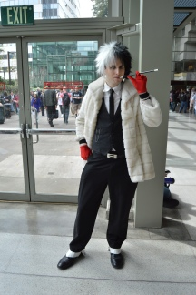 Cruella de Vil gender bending cosplay... and how awesome it is!