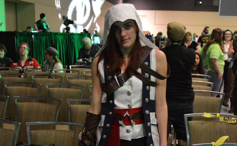 Emerald City Comic Con 2015 … Cosplay Day One