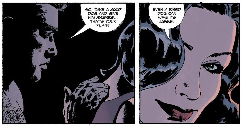 Graphic Novel Review – Fatale: Death ChasesMe