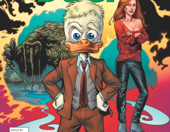 The Fowl Life of Howard the Duck