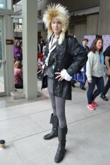 Jareth from Labyrinth!
