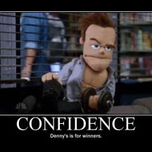 jeff winger motivational - confidence