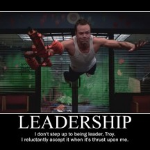 jeff winger motivational - leadership