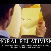 jeff winger motivational - moral relativism