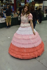 Kaylee's pretty pink dress from Firefly!