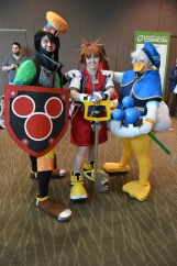 Kingdom Hearts Cosplay... check out https://www.facebook.com/pages/Langarang-Cosplay-and-Videography/ for more!