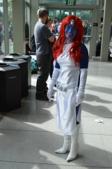 Mystique is mystifying!